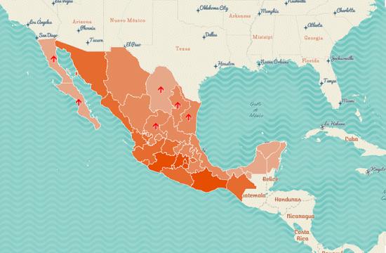 Mapa de Vulnerabilidad a Inundaciones