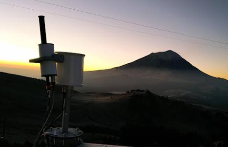 Programa piloto de observación atmosférica para la validación de productos satelitales referentes a la determinación de las emisiones troposféricas